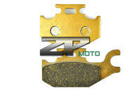 Brake Pads For ATV YFM 450 FGW FGX FGY FGZ Grizzly 4x4 2007 2010 Rear OEM
