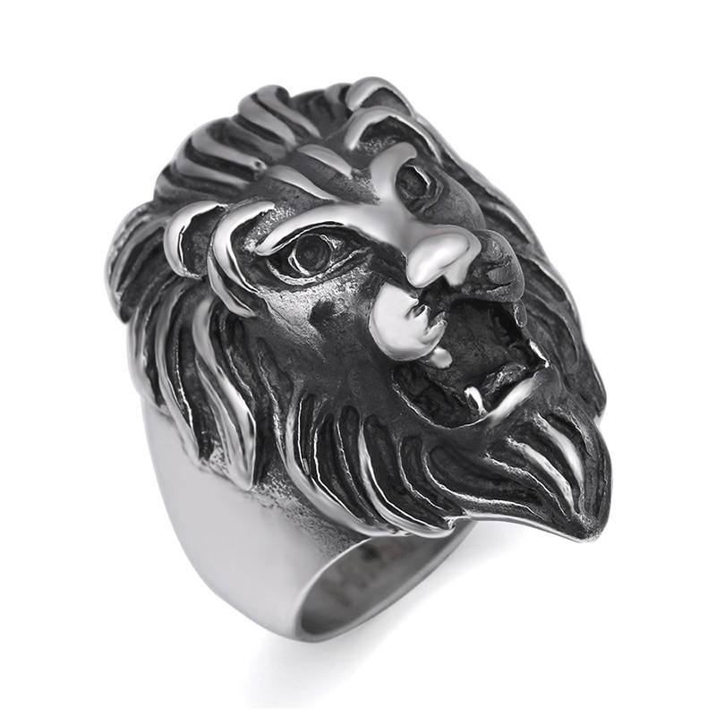 K73 ~ K96 big lion head pendente di figura fatta di acciaio inossidabile bello bello per la bambina fahsion gioielli