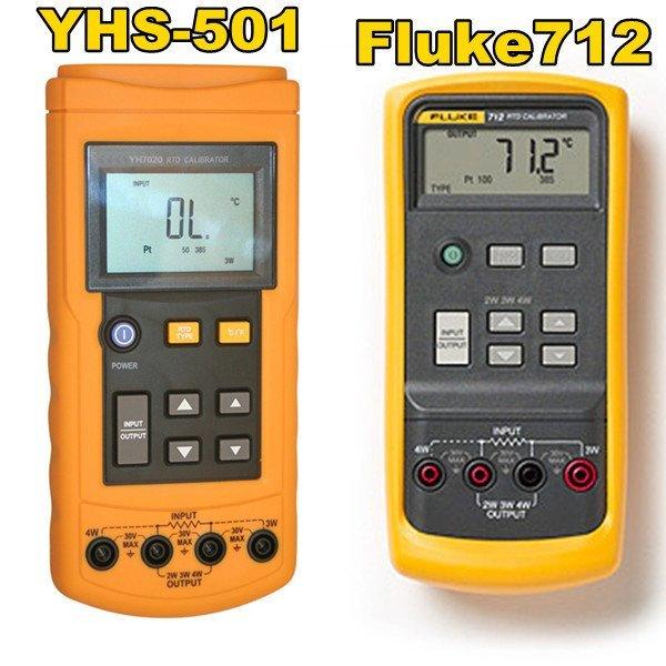 Brand New YHS-501 RTD Temperature Signal Process Calibrator Teser Meter F 712