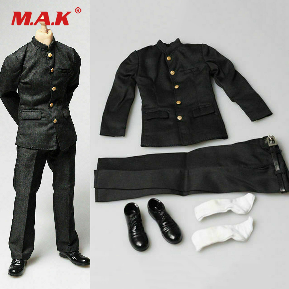 1/6 Scale Male Figure Clothes Set Chinese Tunic Suit Uniform Cloth Set & Hollow & Shoes & Sock Model for 12 Man Action Figure1/6 Scale Male Figure Clothes Set Chinese Tunic Suit Uniform Cloth Set & Hollow & Shoes & Sock Model for 12 Man Action Figure