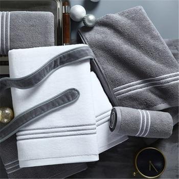 Five star hotel bath towel pure cotton adult male and female children luxurious jacquard bath towel