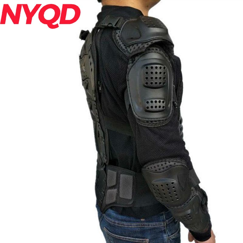 Qualité A + + moto rcycles armure protection moto croix vêtements protection moto croix retour armure protecteur - 3