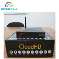 The IKS of 2017 NEWEST Factory Hotsale Cloud HD N4 DVB-S HD TV Satellite Receiver Support Newcam  Good Quality free ship