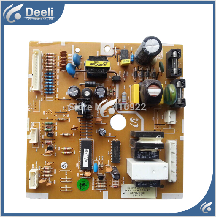95% new good working for refrigerator pc board Computer board DA41-00399A WZB070122 71920342B on sale 95% new for samsung refrigerator computer board pc board da41 00399a wzb070122 71920342b good working