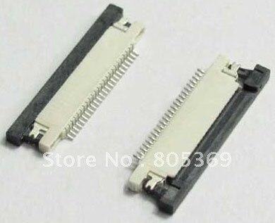 plug connector P0.5mm 24pin socket (down)