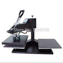 Double Tables Heat Press Machine Heat Transfer Printing HP3805p