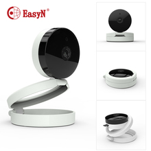 "EasyN Mini Camera 1/4"" CMOS IR Cut Indoor Night Vision Security Camera HD 720 R 1280x720 Two-way Audio WiFi IP Camera(China)"