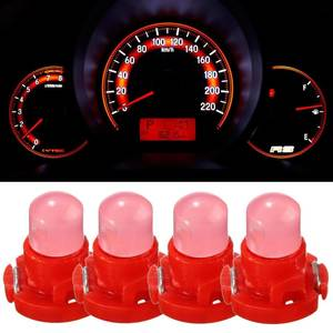 Panel-Lights Dashboard-Instrument Car-Styling T4 Wedge Dash-Bulbs Universal Cob Car DC