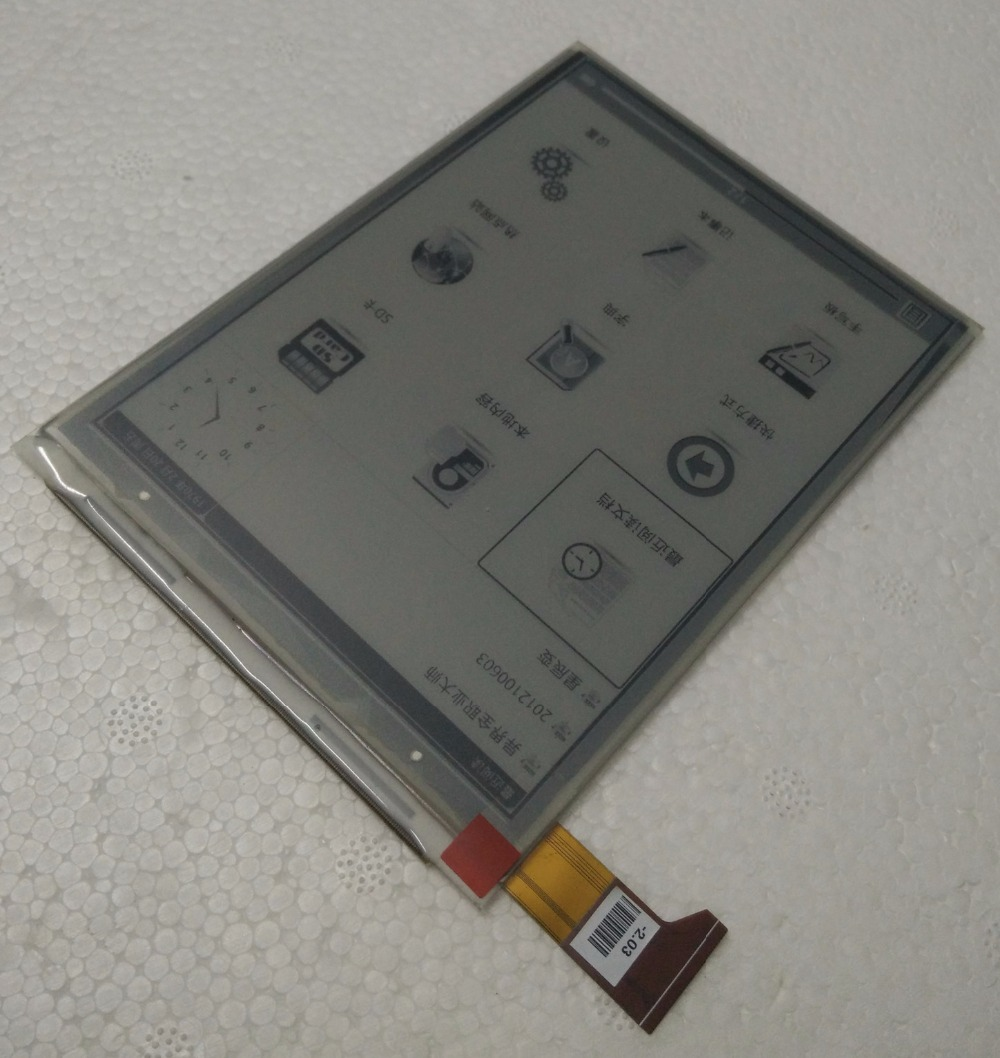 8 LCD Screen display For For texet tb-418FL TEXET TB-578  Ebook e-Readers LCD Display  free shipping 6 screen ebook lcd screen for for pocketbook 615 lcd display replacement free shipping