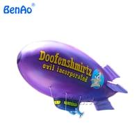 Надувать дирижаблей гелий для рекламы/0.18 мм надувные ПВХ Летающий гелием дирижабль голосование дирижабль, воздушный шар гелия