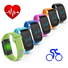 2016 Fitness JW018 Herzfrequenz Armband Smart Band Monitor Ladung hr Rate Tracker Smartwatch Tragbare Geräte Besser Als TW64