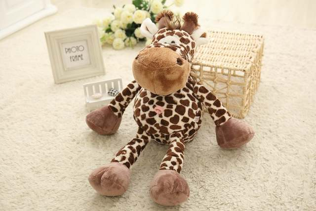 Online Shop Hot Sale High Quality Deer Plush Toy Giraffe Stuffed