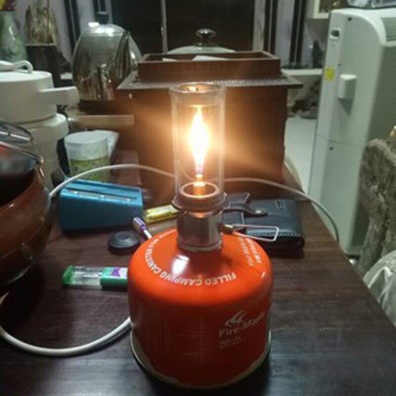 Sanjalačka svjetiljka za svijeće Prijenosni vanjski kamp Svjetlo - Kampiranje i planinarenje - Foto 2