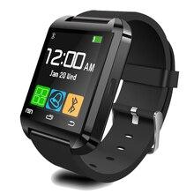 Relojes inteligentes 2015 Smartwatch Bluetooth Smart Watch U8 WristWatch Digital Sport watches for IOS Android Samsung