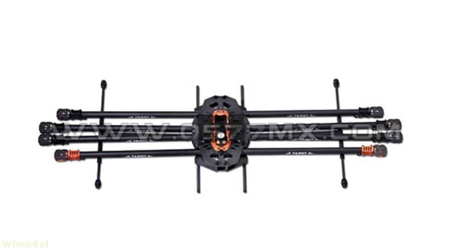 T18 Aerial Photography 25mm Carbon Fiber Plant Protection UAV TL18T00 Octocopter Frame 1270MM FPV F08167