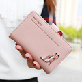 Fashion high heeled card case with diamond decor new PU card holder brand ID card holders girl credit card wallet