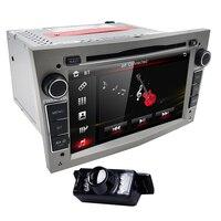2 DIN DVD GPS dla Vauxhall Vectra Opel Astra H G J Antara Zafira Corsa ekran Multimedialny radio samochodowe stereo audio 3G RDS SWC FM/AM