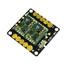 Cc3d Flight Controller Mini Power Distribution Board W led comes With Bec 5v 12v Output For