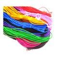 1mm Elastic Cord Beading Thread 120meters(12 Meter*10Bundles) Stretch Koord String Bracelet Parts Jewellery Making Supplies