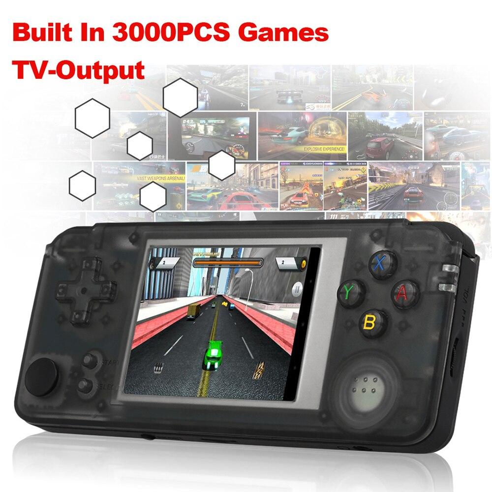 Q9 3000 Games Retro Handheld Game Console Portable Consoles 3 Mini