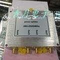 2 4G/380-2500 M RF делитель мощности WIFI SMA четыре базовые станции четыре делителя