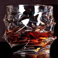 Стеклянные стаканы для виски, бессвинцовые хрустальные стаканы, большая емкость, бокалы для пива, бокалы для вина, стеклянные бокалы для шам...
