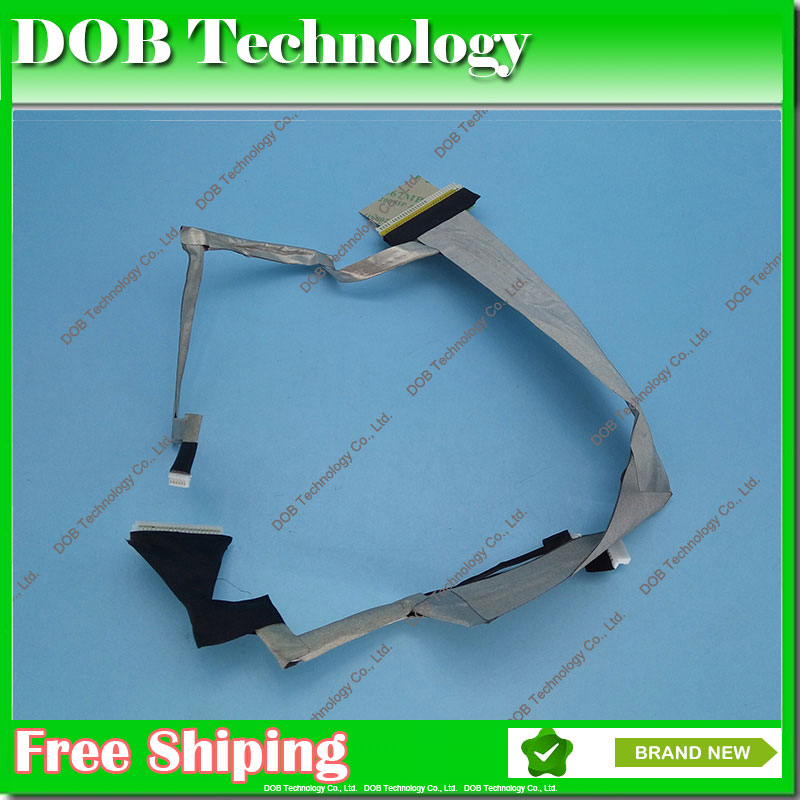 LCD Cable For HP Pavilion DV4-1000 Series DC02000I000