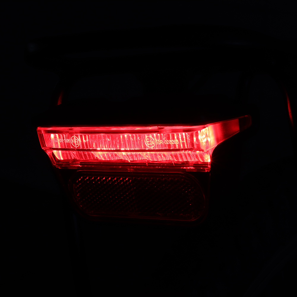 Luz elétrica da bicicleta da onature para