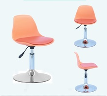 Fishing company plastic stool Ocean going ship chair orange green red yellow white color free shipping