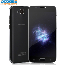 Original DOOGEE X9 mini Fingerprint 5.0Inch HD 1GB+8GB Android 6.0 Dual SIM MTK6580 Quad Core 5.0MP 2000mAH WCDMA mobile phones(China)