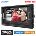 Lilliput BM150-12G 15.6 inch 3840*2160 12G SDI 4K Monitor Carry-on Broadcast Monitor HDMI TALLY for Camera 12G-SDI Single-Link
