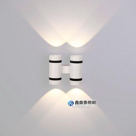 12 Вт LED современный минималистский настенный светильник ночники творческий свет лестницы балкон стены индивидуальность освещение спальни
