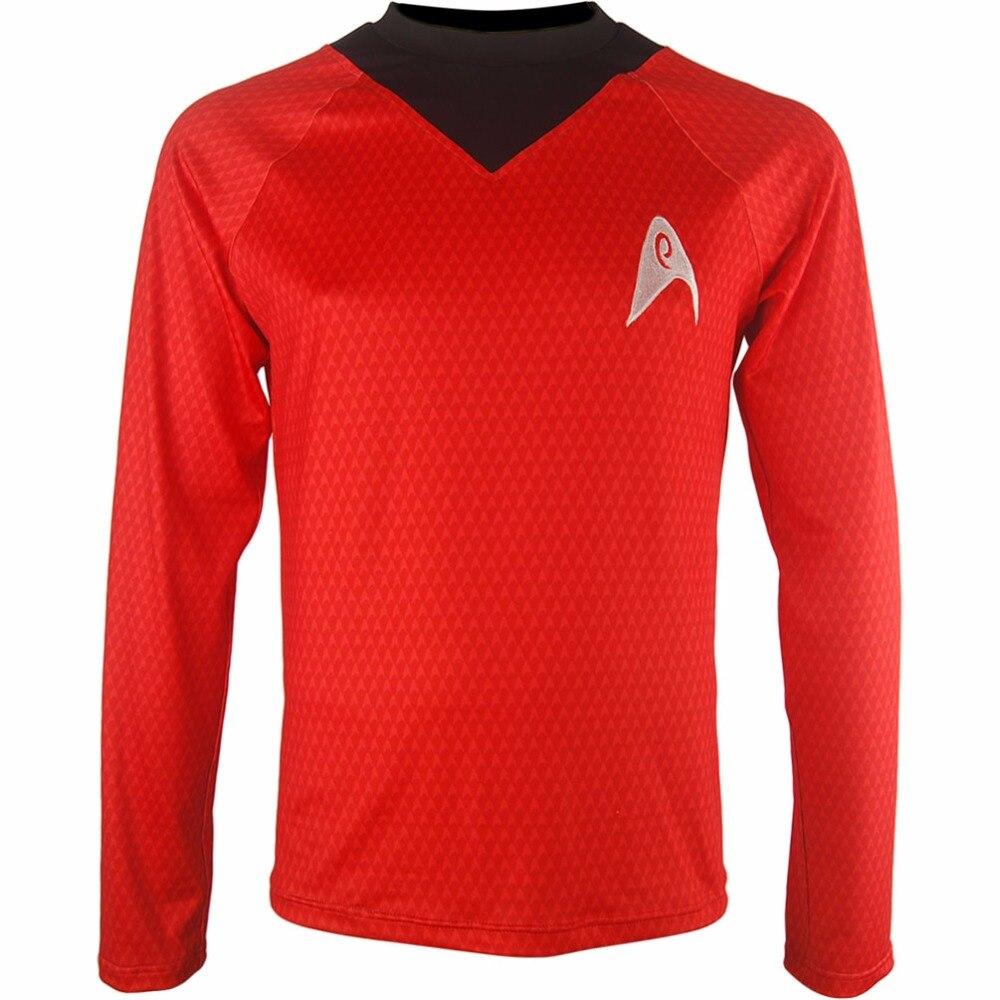 Popular Star Trek Costume-Buy Cheap Star Trek Costume lots from ...