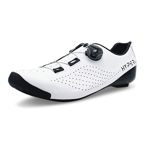 Image 2 - מקורי Hyper נעלי רכיבה חום Moldable 3K סיבי פחמן כביש אופני סניקרס 1 שרוכי נעילה עצמית תרמופלסטיים אופניים
