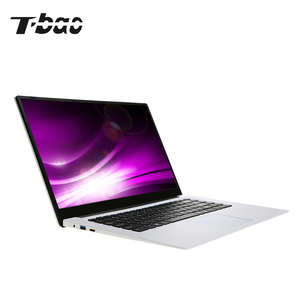 T-bao X8S Business Laptop Gaming Notebook PC 15.6 inch 1080P ISP Screen 2.20GHz 6G 64GB for Intel N3450 Win10 Computer Tablets