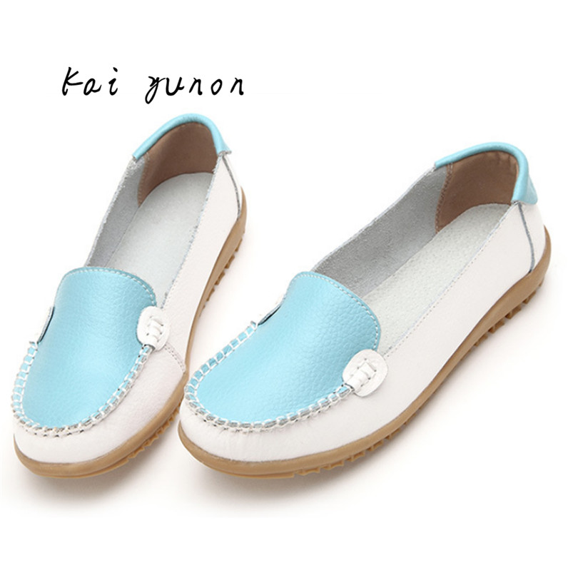 kai yunon Women Flats Shoes Slip On Comfort Shoes Flat Shoes Loafers Sep 14