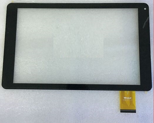 New Capacitive touch screen touch panel digitizer glass replacement for 10.1' inch IRBIS TZ15 Tablet Free Shipping монитор lg 27mp68hm p