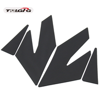 for Honda GROM MSX125SF MSX125 Protector Anti slip Tank Pad Sticker Gas Knee Grip Traction Side 3M Decal