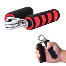 New Crossfit Gymnastic Power Wrist Bands Athletes Fitness Hand Gripper Finger Forearm Exercise Grip Strengthener Gym Equipment 44lb 66lb n type hands grip strengthener wrist finger power training workout fitness expander gym sport arms forearm equipment