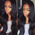 7A Lace Front Human Hair Wigs With Baby Hair Lace Frontal Body Wave Lace Front Wig Peruvian Lace Wigs Human Wigs For Black Women