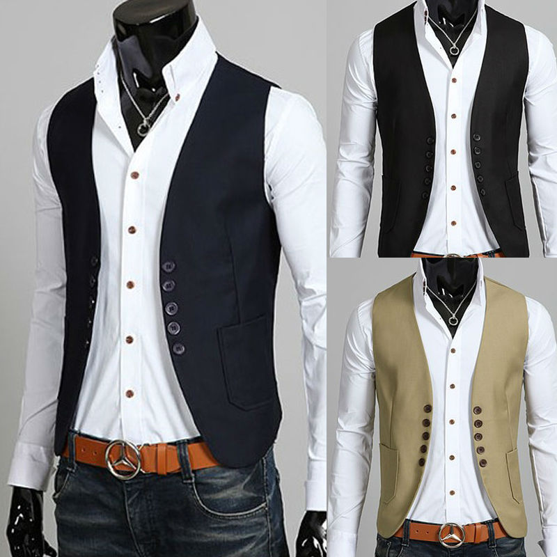 Find great deals on eBay for fashion vest for men. Shop with confidence.