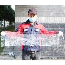JIYUE 120 см x 28 прозрачный грызуны моли ловушка крыса мышеловка ясно невидимый клейкая мышеловка