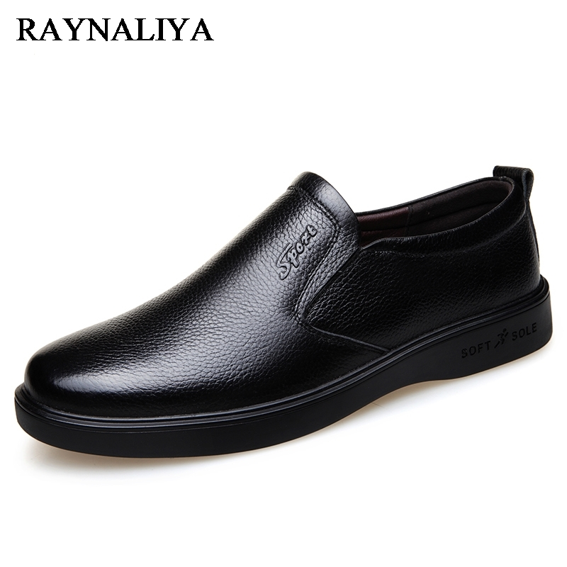 New Mens Casual Shoes Leather Flats Slip On Shoes Spring Simple Stylish Male Floral Shoes Oxford Shoes For Men BH-B0054 new 2017 men s genuine leather casual shoes korean fashion style breathable male shoes men spring autumn slip on low top loafers