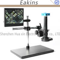 16MP 1080P HDMI USB Digital Electronic Video Microscope Camera 8