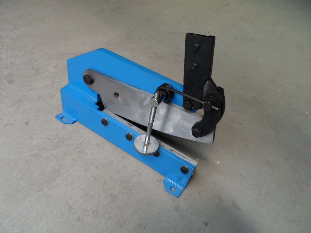 цена на 200*5 hand shear hand cutting machine manual shear machinery tools