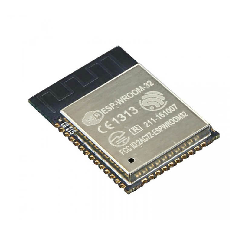 DOIT ESP-32S ESP-WROOM-32 ESP32 ESP-32 Bluetooth+WiFi Dual Core CPU Module with Low Power Consumption MCU ESP-32 official doit mini ultra small size esp m2 from esp8285 serial wireless wifi transmission module fully compatible with esp8266