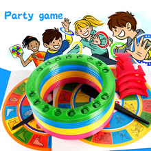 Parent-child Interactive Fun Entertainment Board Game Shaker Twist Party Indoor Outdoor Puzzle for Family Friends Adult Children chair joy stacked music puzzle game toy action fun family lucky balance gift for children s day piles up indoor activities