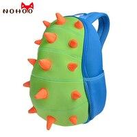 NOHOO Animals Waterproof Kids Baby Bags Kindergarten Neoprene Dinosaur Children School Bags For Girls Boys Cartoon