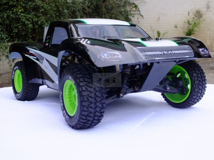 VKAR V3 MASC4x4 Waterproof 4WD Off-Road High speed electronics remote control Short Course Truck,1:10 Scale rc racing cars 1 10 scale rc short course truck tire
