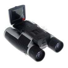 """Top Kwaliteit Verrekijker Telescoop 2 """"Scherm Hd 1080P Video opname Verrekijker Camera 12X32 Digitale Telescoop Verrekijker Camera"""